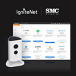 SMC Security Solutions Now Available via IgniteNet Cloud Controller