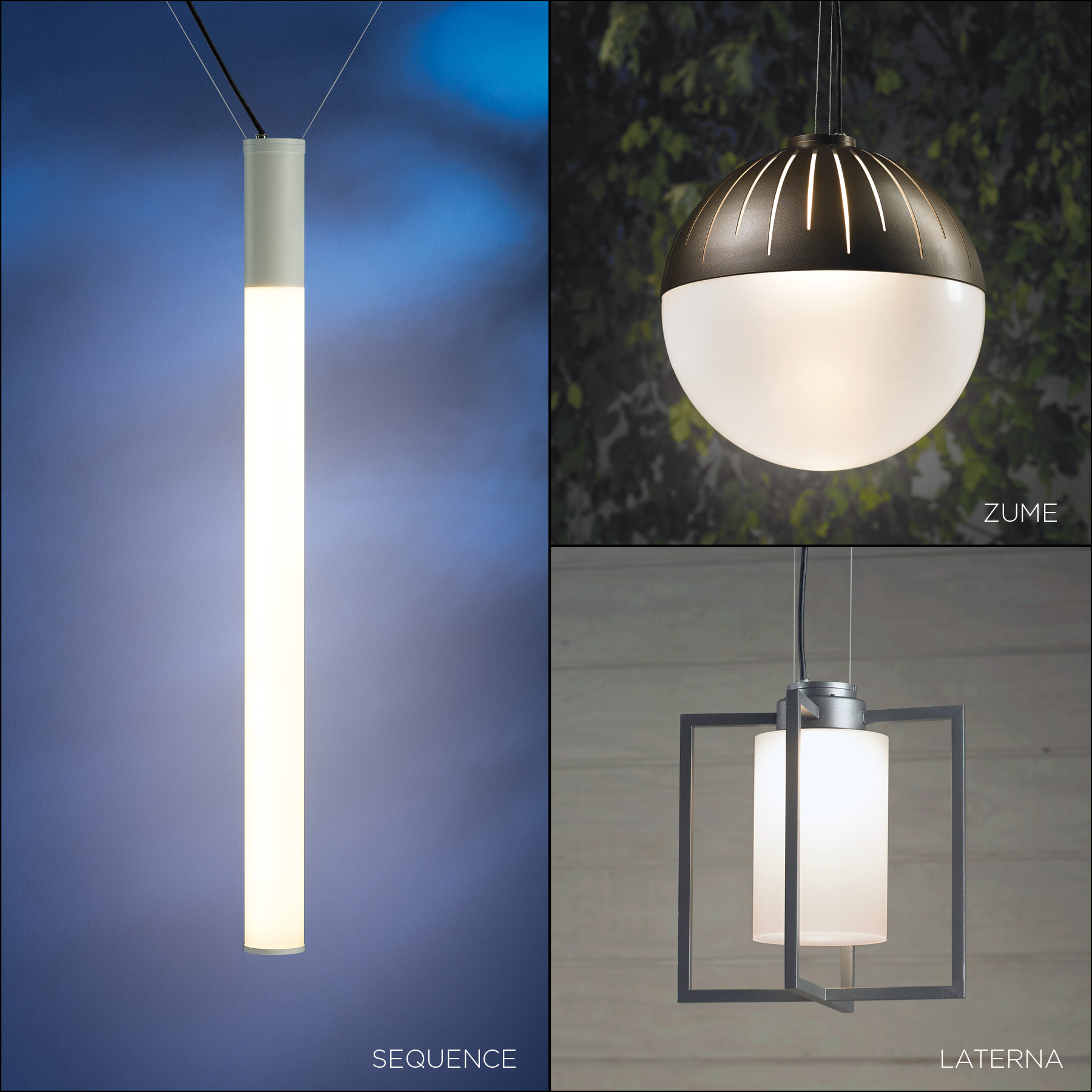 Three catenary and canopy pendants from visa lighting swing into visa lightings new outdoor pendants aloadofball Choice Image