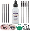 eyelash growth serum, Cruelty Free, new beauty products, USDA Organic, Lash Growth, Longer lashes, Grow lashes, Latisse, Organic Beauty Products, Leaping Bunny certified