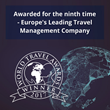 FCM Named Leading Travel Management Company for Europe at World Travel Awards – 9th year running