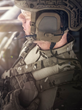 Revision's new SenSys ComCentr2 Tactical Headset System includes the slim-profile circumaural headset and advanced Human Interface Device.