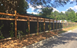 Acoustifence® Installation at Botanic Garden Ensures Peace and Tranquility to Visitors
