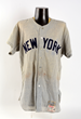 1960 Yogi Berra Game Used Yankees Road Jersey, estimated at $20,000-30,000.