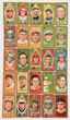 219 American Tobacco Co. T205 Master Baseball Card Near Complete Set, estimated at $20,000-30,000.