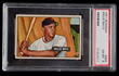 1951 Bowman Willie Mays #305 Baseball Card, estimated at $3,000-5,000.