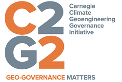 Carnegie Climate Geoengineering Governance Initiative (C2G2)
