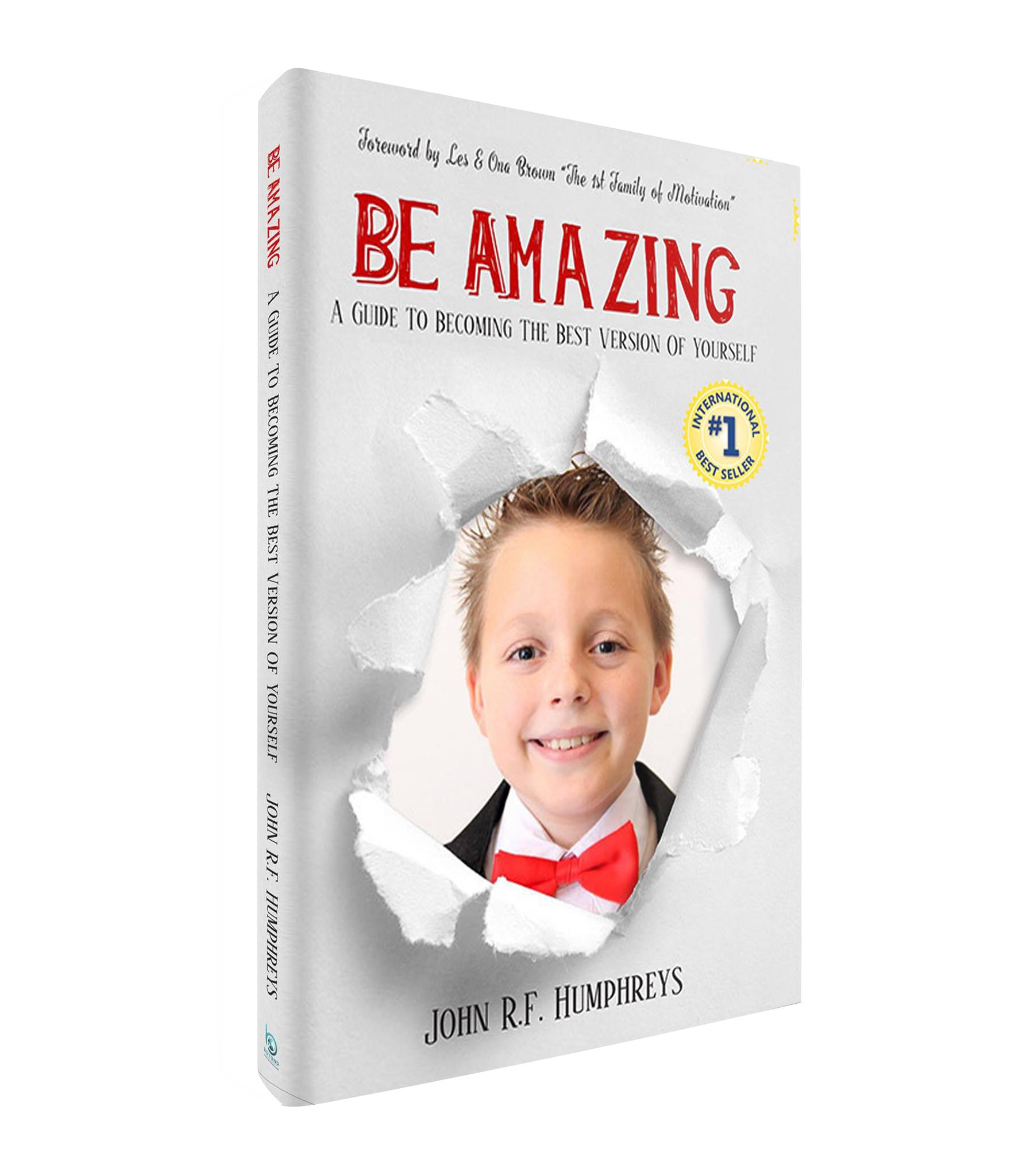 World's Youngest Motivational Speaker Gives Back With BE AMAZING