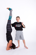 "All Ages Welcome at Headstands for Hunger. Photo Credit ""Simply Photography NJ"""