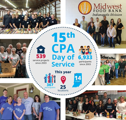 15th CPA Day of Service