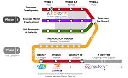 New Mobility Program Structure