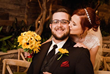"Couples Come to Las Vegas and Say ""I Do"" to Fall Wedding Package - Chapel of the Flowers"