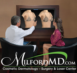 Visia and Vectra 3D and complexion analysis imaging system now at MilfordMD