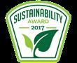 2017 Sustainability Award logo