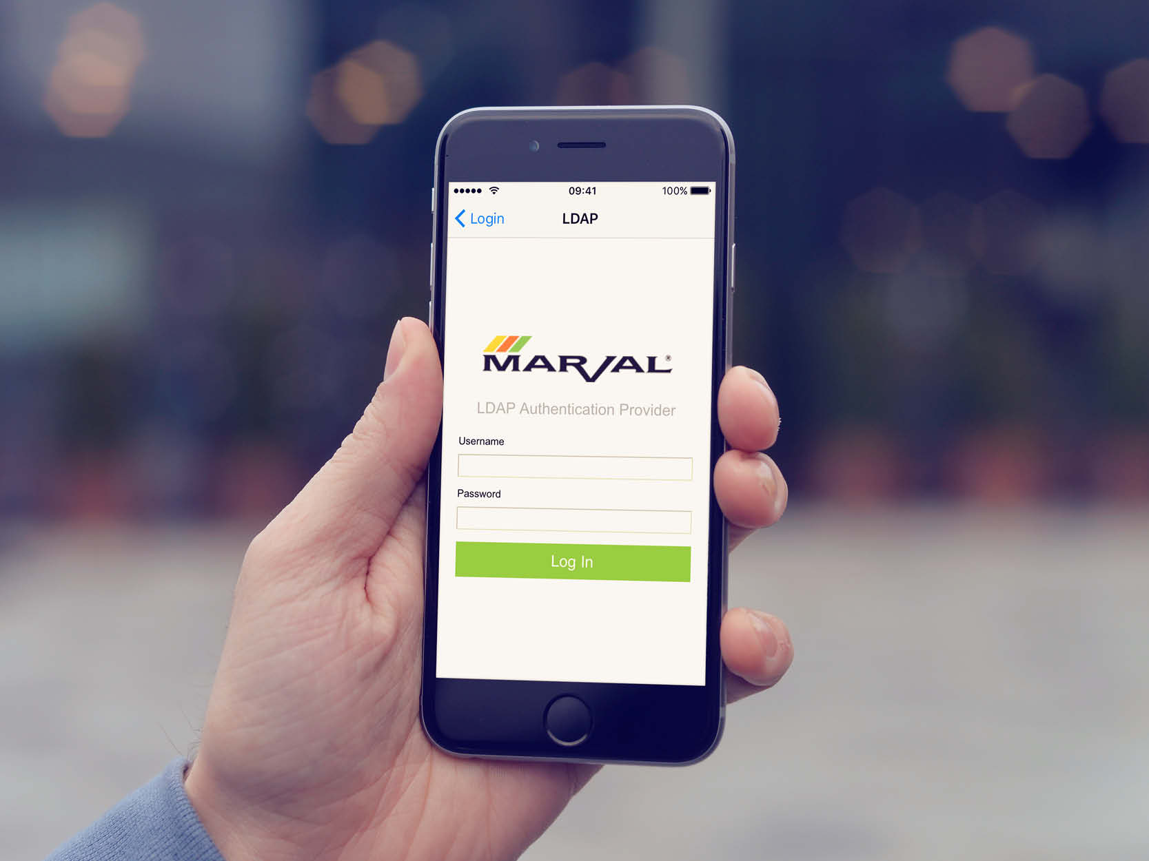 Marval Improves Functionality For Ios