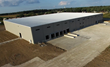 Work Continues on the New Celina Distribution Center