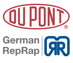 DuPont and RepRap Logos