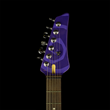 "Headstock : Custom Line 6 Variax JTV 69 guitar - ""Mad T Party"""