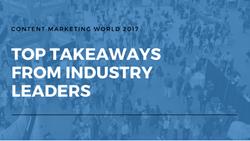 Magnificent Marketing, content marketing, content marketing agency, Austin, TX, marketing, Content Marketing World