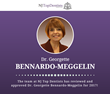 Georgette Bernnardo-Meggelin, DDS Recognized as a Top Dentist by NJ Top Dentists