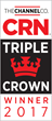 CRN Triple Crown Award