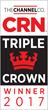 Relus Technologies Named CRN® Triple Crown Award Winner