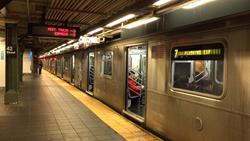 NYC Subway Security