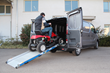 WM System Loading Ramps, turf, lawn care