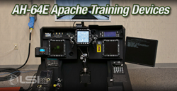 Compact training devices reduce the time required on more expensive trainers and create better operators through repitition.