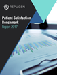 patient satisfaction benchmark report online reputation
