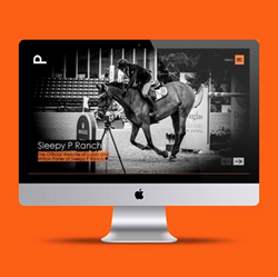 Website Design for Sleepy P Ranch