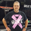 "Kalitta Motorsports NHRA Crew Chief, Author Jim Oberhofer Exceeds Donation in American Cancer Society ""Real Men Wear Pink"" Campaign"
