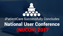 iPatientCare Successfully Concludes National User Conference 2017