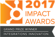 Prism Global Marketing Solutions Wins 2017 Grand Prize HubSpot Impact Award