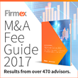 New report sheds light on mid-market M&A fees on a global basis