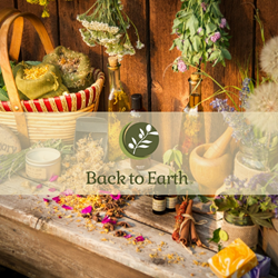 Back to Earth Health and Wellness Products