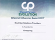 Airespring Named Winner of Channel Partners Evolution Influencer Award 2017