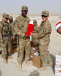 Soldiers' Angels Holiday Community Partner Program