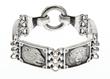 Sculpted Sterling Silver bracelet