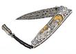 'Silver Warrior' one-of-a-kind pocketknife