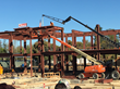 "Gilbane Building Company Celebrates ""Topping-Off"" at West Valley College Student Services Center"