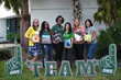 From left: CLI Regional Manager Michele LaCoursiere, Charles Drew's Reading Specialist Anitra Fleming and Principal Angeline Flowers, Publix Media & Community Relations Manager Nicole Krauss, Broward County Public Schools Executive Director for Early Lear