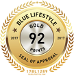 Blue Lifestyle Award for Laughing Glass Cocktails