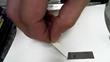 laser automaton cutting poly film