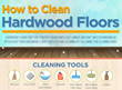 Microfiber Wholesale Releases Intriguing New Infographic Outlining the Do's and Don't's of Cleaning Hardwood Floors