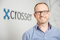 Crosser CEO Martin Thunman