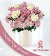 Breast Cancer Awareness Month Embraced by Bloomstoday.com