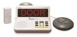 HomeAware alerting system for deaf