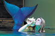 Mermaids are REAL at SeaQuest!