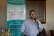John Carr, Managing Director, Venture Construction Group of Florida,  Speaking at the Melbourne Regional Chamber Fall Golf Classic