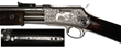 Engraved and Nickel Plated Colt Medium Frame Lightning Rifle that Belonged to Porfirio Diaz, estimated at $25,000-45,000.